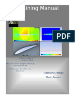 CFD Training Manual
