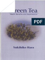 Green Tea Health Benefits and Applications