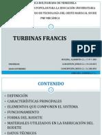 Turbinas Francis 1