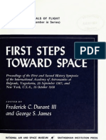 First Steps Toward Space