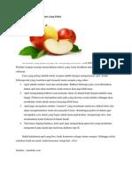 Apel sebagai Menu Sarapan yang Sehat.docx