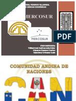 Mercosur y CAN.pptx