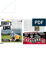 Rugby League Week - On a Knife's Edge