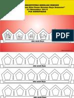 Bahan Kreativitas Sekolah Minggu 23 November 2014 PIA Kumetiran