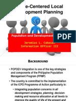 POPDEV (Basic Concepts)