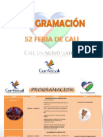 programacionferiadecali2009