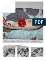 The Jackie Camera Case Tutorial