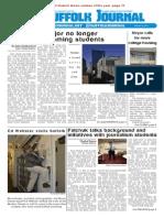 The Suffolk Journal 10/22/2014