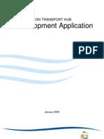 Brighton Transport Hub Development Application Report v5