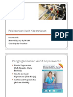 Audit Keperawatan