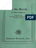 Stoppard, Tom - On the Razzle (Samuel French, 1982)