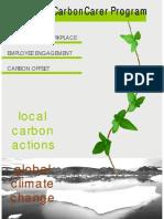 Corporate Carboncarer Program