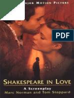 Stoppard, Tom - Shakespeare in Love (Hyperion, 1998)