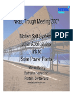 Koning Molten Salt Applications