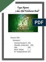 Artikel Agama Al Karim
