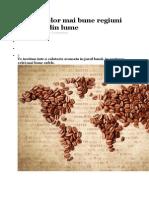 Ghidul Celor Mai Bune Regiuni de Cafea Din Lume