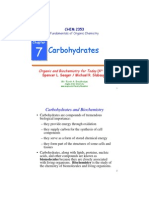 Carbohydrates Classification and Reactions