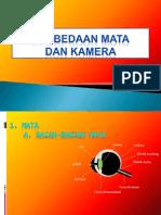 Perbedaan Mata Dan Kamera