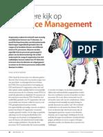 Een andere kijk op IT Service Management