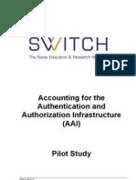 AAI Accounting Pilot Study[1]