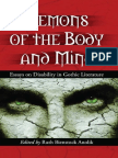 Demons of the Body & Mind