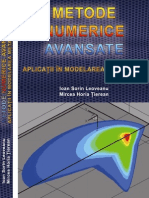 Metode Numerice Avansate Metal Modelling