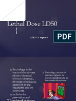 Lethal Dose 50
