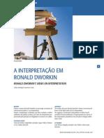 A interpretacao em Ronald Dworkin.pdf