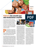 Randstad e KidZania | 140 Monitores Recrutados e Centro de Profissões Para os Mais Pequenos | Catarina Horta | Revista Human Resources Portugal