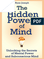 The Hidden Powers of the Mind
