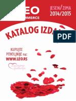 Katalog Knjiga Leo Commerce Jesen-zima 2014-2015