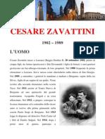 cesare Zavattini vita opera