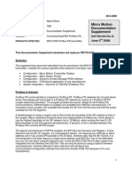 Commissioning MVD Profibus PA MM026998
