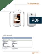 A064 L2 Service Manual