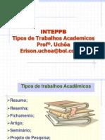 Modulo 5 - Parte IV Trabalhos Academicos.ppt