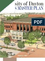 University of Dayton Master Plan 2008