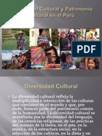 6.- Diversidad Cultural y Patrimonio cultural en el Perú.pptx