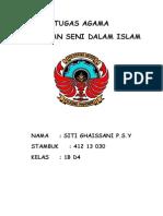 TUGAS AGAMA IPTEK DAN SENI DALAM ISLAM - Copy.docx