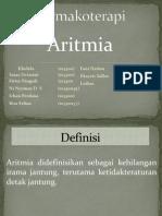 Farmakoterapi aritmia