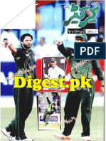 Cricketer Magazine October 2014