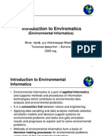 Enviromatics01 - Introduction