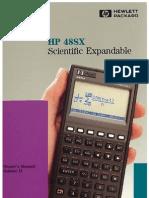 HP48SX Owner Manual Vol 2