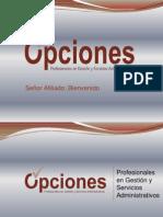 Induccion_opciones 2014..ppt