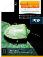 AGROTECNOLOGIA - AÑO 1 - NUMERO 12 - 2011 - PARAGUAY - PORTALGUARANI