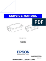 L200 L100 Service Manual