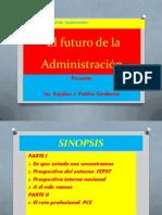 El futuro de la Administración.pptx