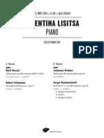20141021   Programa Sala Valentina Lisitsa