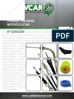 Catalogo Guayas Cables Motos NAVCAR