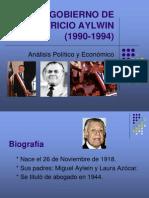 GOBIERNO DE PATRICIO AYLWIN.ppt