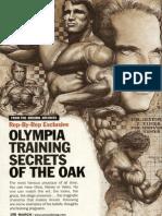 Copy of Arnold Schwarzenegger - Olympia Training secrets of the oak.pdf